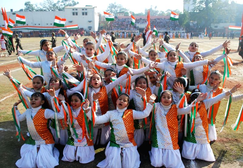 Republic Day parade rehearsals underway in Amritsar