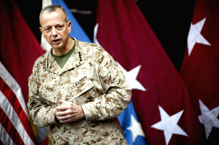 Retired US Marine General John Allen has predicted a civil-military crisis if the Republican candidate Donald Trump is elected. Allen, who was in charge of the global anti-Islamic State strategy, ...