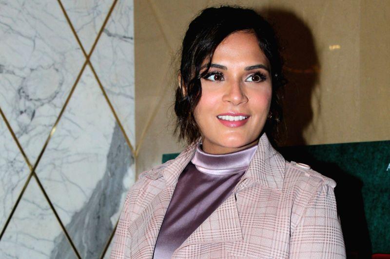 Richa Chadha. (Photo: IANS)