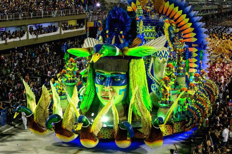 BRAZIL-RIO DE JANEIRO-CARNIVAL