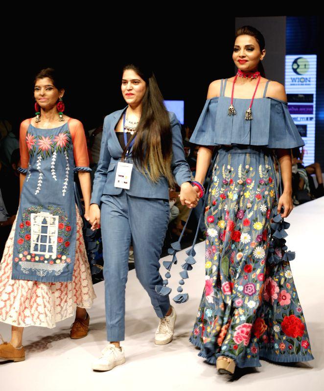 Ritu Saini, The Acid Attack Fighter & Designer Disha Chadha