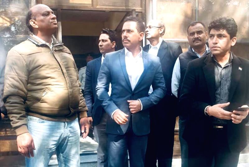 Robert Vadra, brother-in-law of Congress President Rahul Gandhi, took a dig at the fitness of ED officials and shared health and style tips.