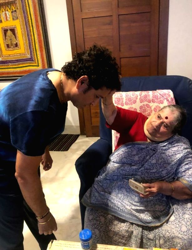 Rohit to Sachin, players salute their mothers