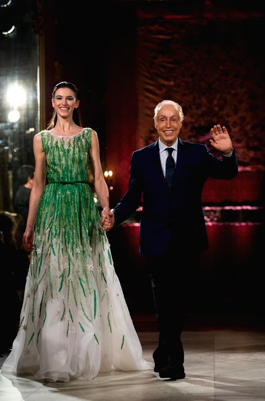 Italy rome fashion altaroma renato balestra Rome fashion designers