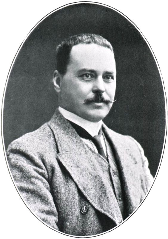 Ronald Ross, the British doctor who established how malaria is spread, by his research in India at the end of the 19th century