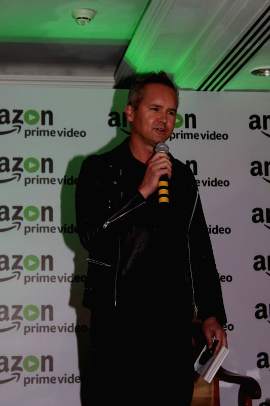 Roy Price, VP, Amazon Studios during the announcement of new war epic original video series by Amazon in Mumbai on April 11, 2017.