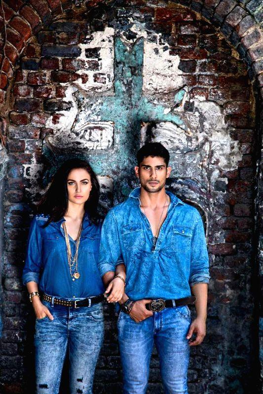 RS Jeans by Rocky Star with Elli AvrRam and Pratik Babbar