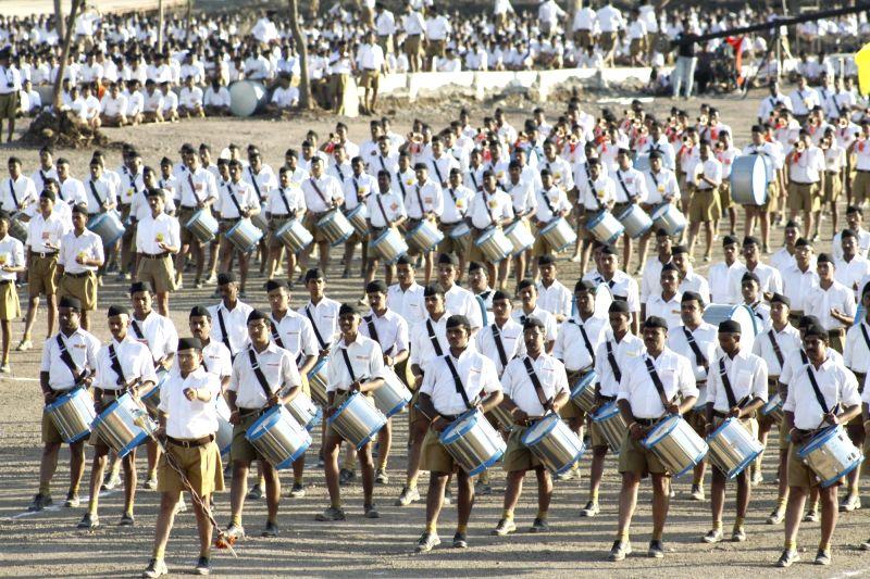 RSS' Shivashakti Sangam