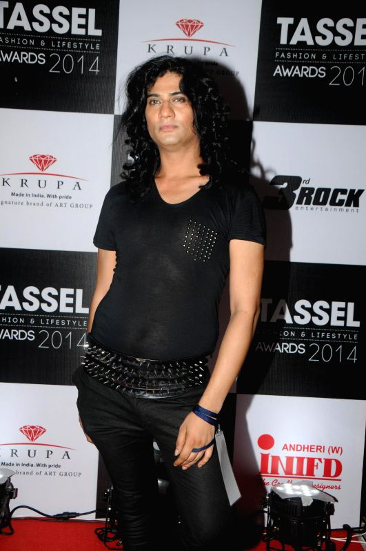 Sai during INIFD Tassel Fashion & Lifestyle Awards 2014 in Mumbai on May 09, 2014.