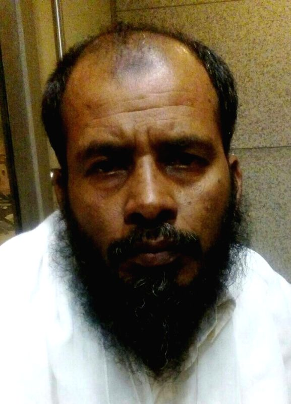 LeT operative arrested from Mumbai Airport - Mukim Khan
