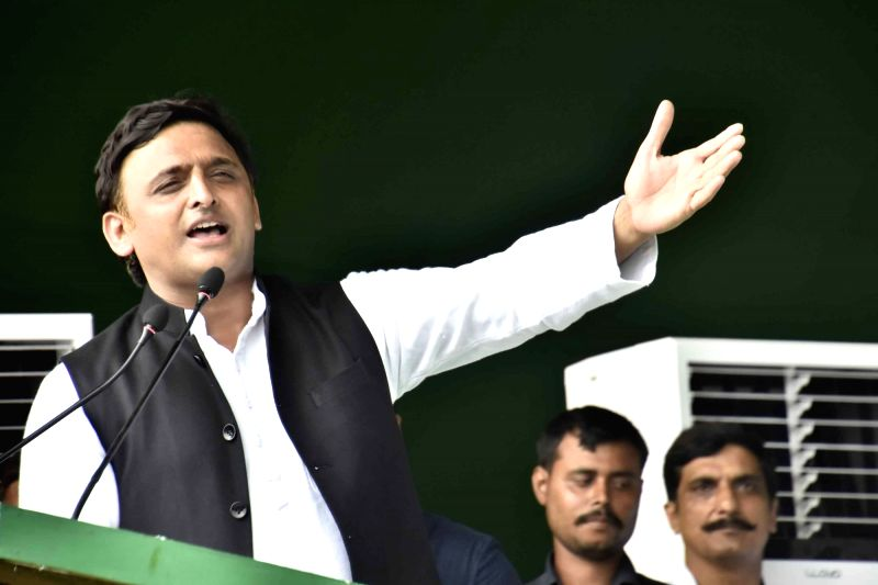 Samajwadi Party president Akhilesh Yadav.(Image Source: IANS)