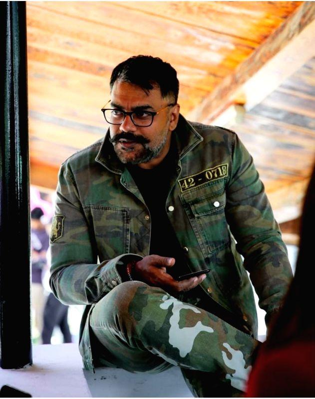 Samanantar is a philosophical-cum-horror anthology of four hard-hitting stories, says Niraj Kumar Mishra