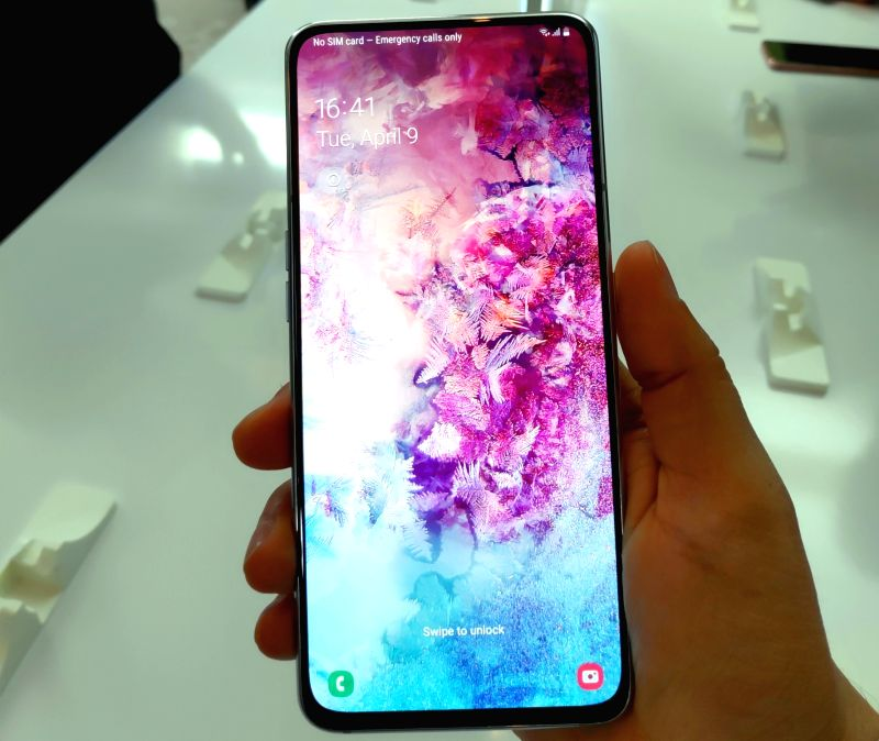 Samsung Galaxy A80.