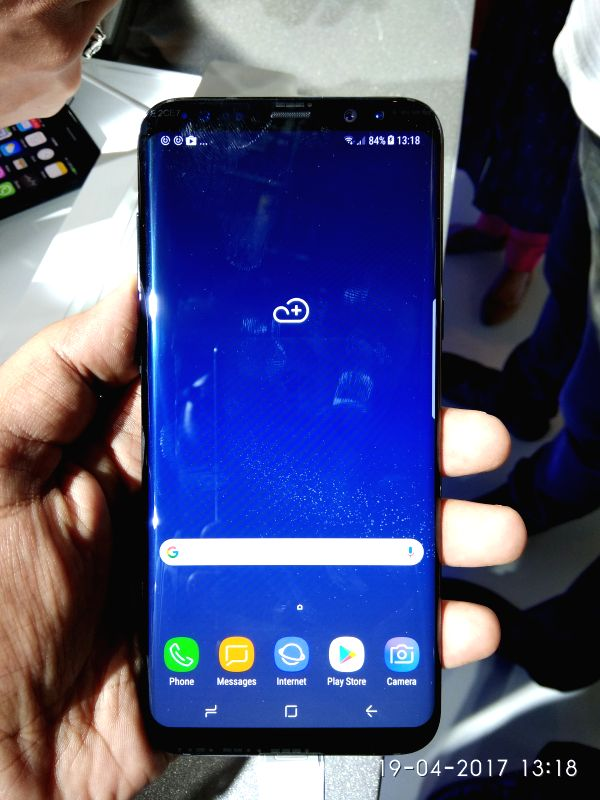 Samsung India on Wednesday launched its flagship devices S8 and S8 Plus devices with Artificial Intelligence assistant Bixby. The S8 and S8 Plus are priced at Rs 57,990 and Rs 64,990 respectively.