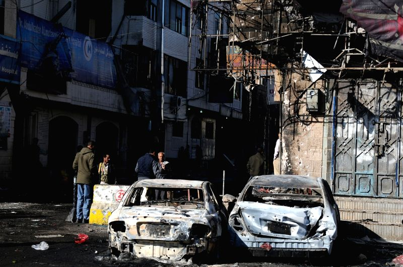 Recent clashes in Yemen capital killed at least 234: ICRC