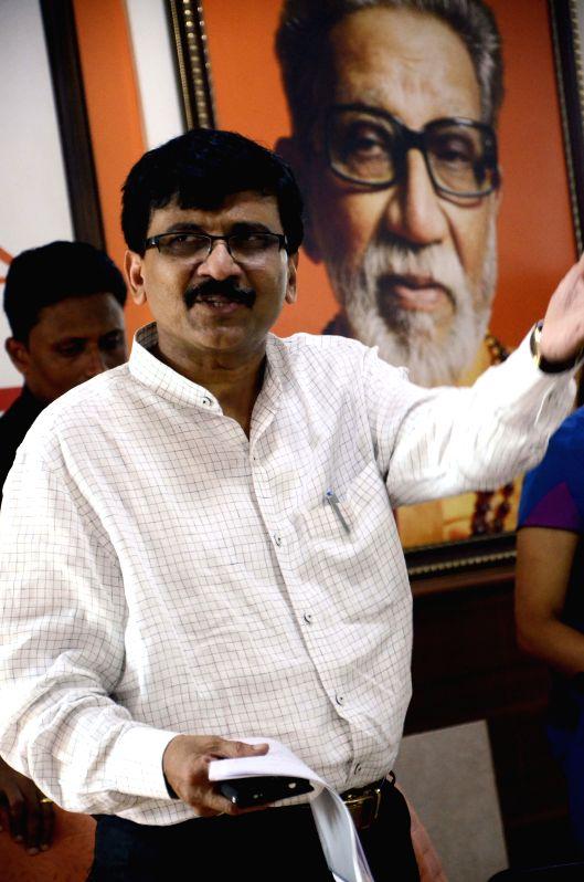 Sanjay Raut.
