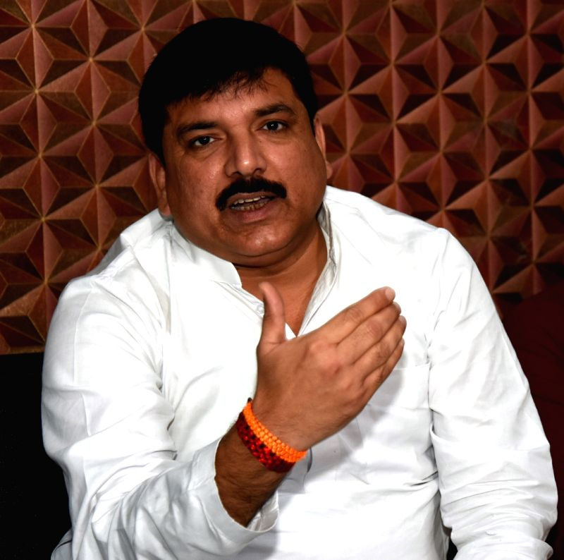 Sanjay Singh. (File Photo: IANS)