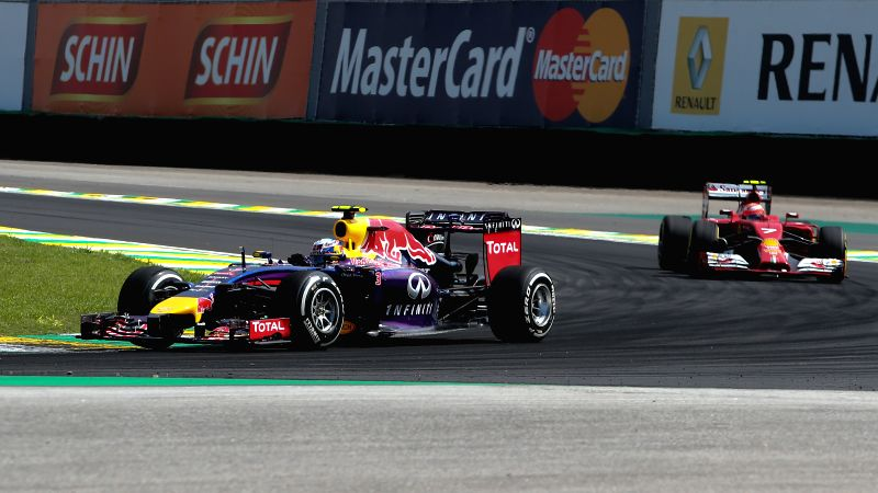 race cars formula 1 - photo #8