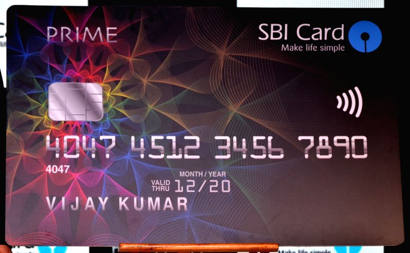 SBI Card Prime launched in New Delhi, on June 13, 2017.