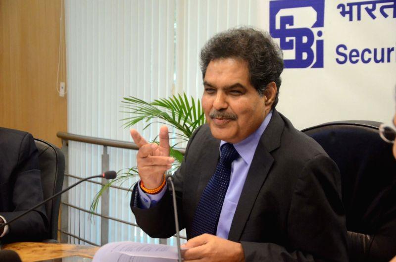 SEBI Chairman Ajay Tyagi. (File Photo: IANS)