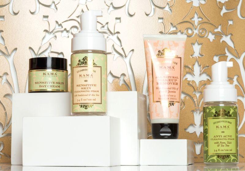 Sensitive Skin Cleansing Foam by Kama Ayurveda