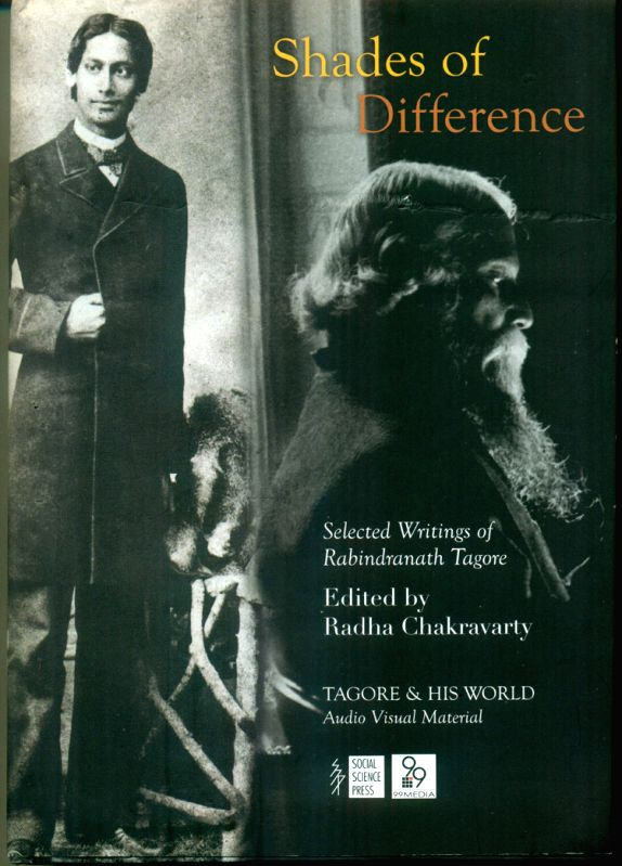 'Shades of Difference' cover page