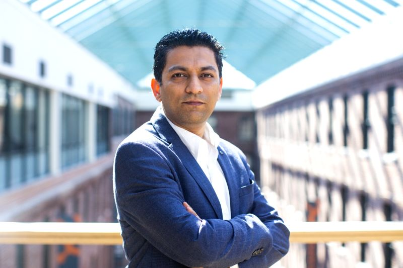 Shahid Nizami, the Director, APAC of US-based CRM software platform HubSpot that is aggressively focussing on the Indian market.