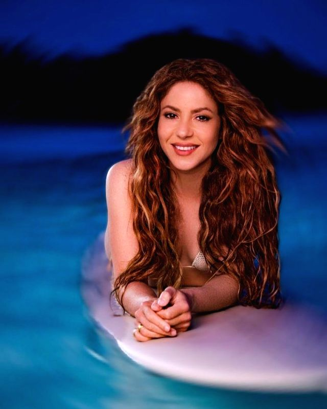 Shakira.(photo:Instagram)