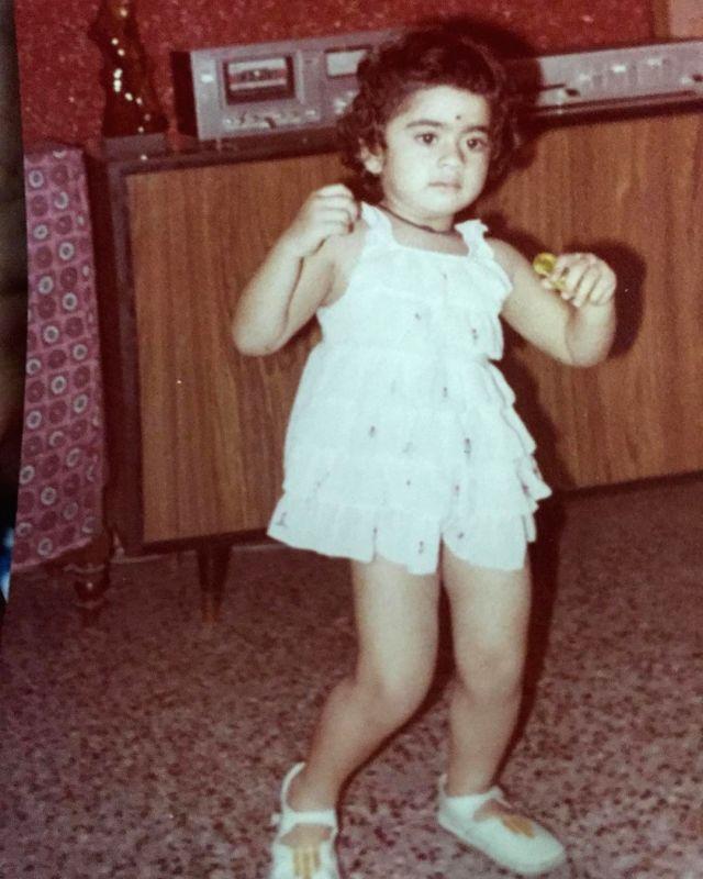 Shamita Shetty shares throwback pic and pep talk(Photo:Instagram)