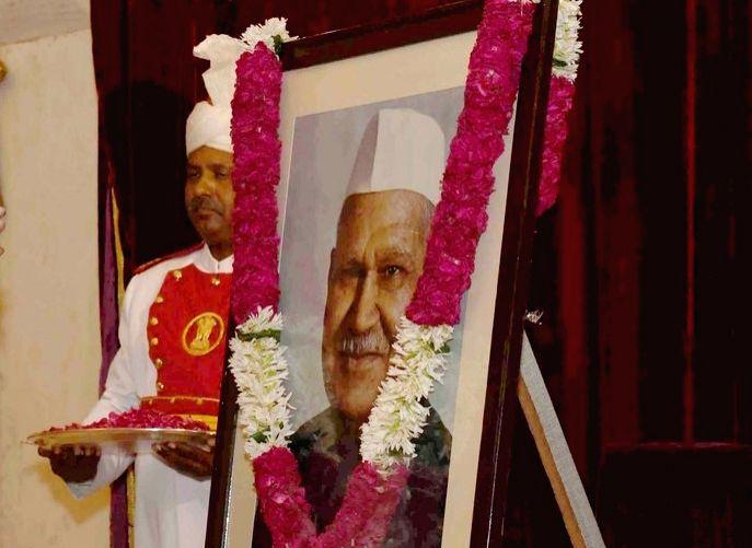 Shankar Dayal Sharma. (File Photo: IANS)