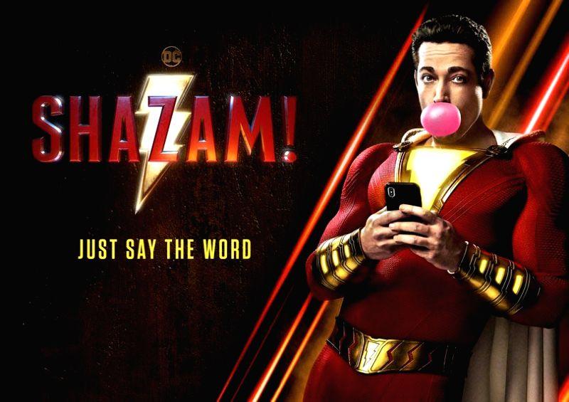 Shazam.
