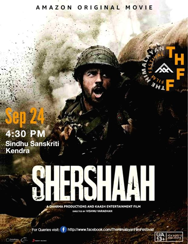 Shershaah' to be screened in inflatable theatre at Himalayan film fest