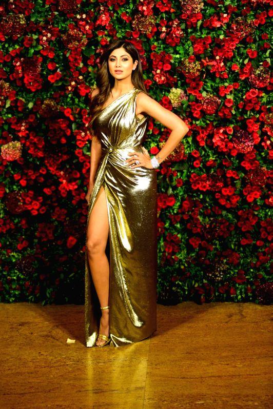 Shilpa Shetty Kundra.