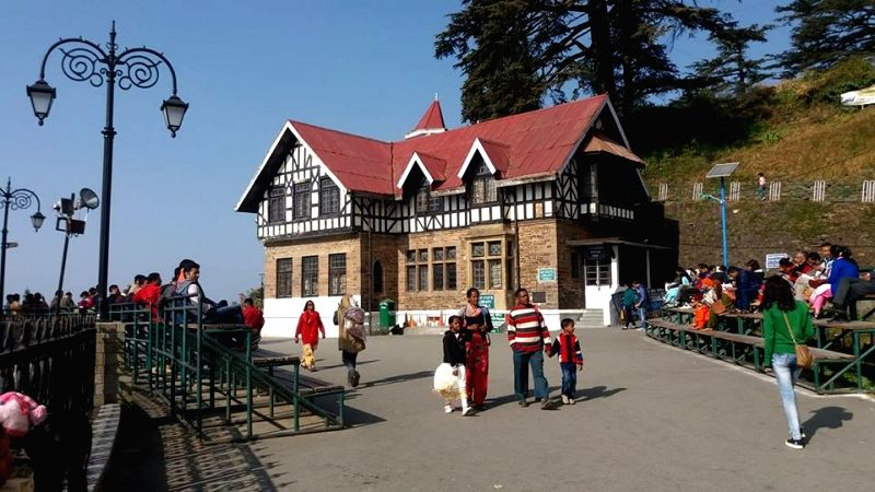 Shimla State Library. (File Photo: IANS)