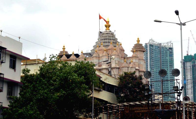 Siddhivinayak Temple. (File Photo: IANS)