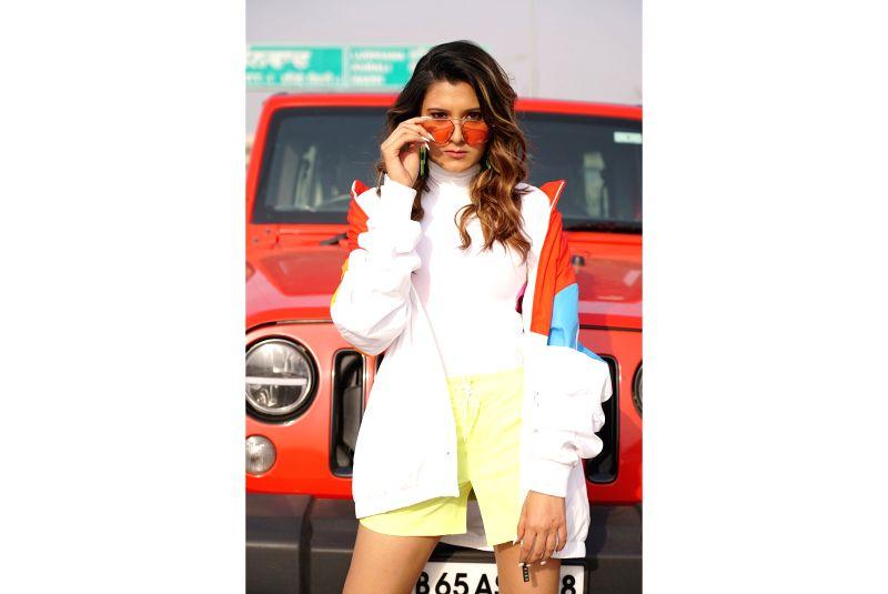Singer Aastha Gill. (File Photo: IANS)