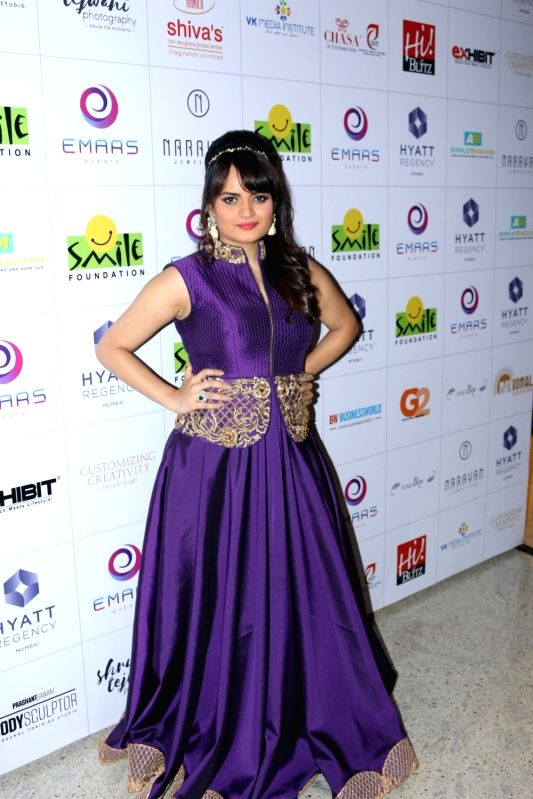 11th edition of Ramp for Champs - Aditi Singh