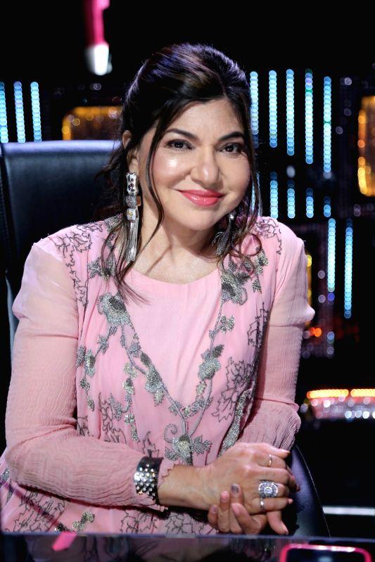 Singer Alka Yagnik