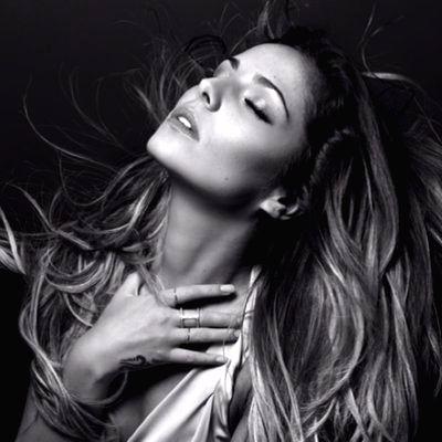 Singer Cheryl.