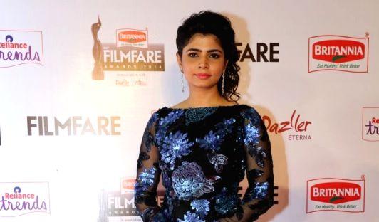 Singer Chinmayi Sripada (File Photo)(Image Source: IANS)