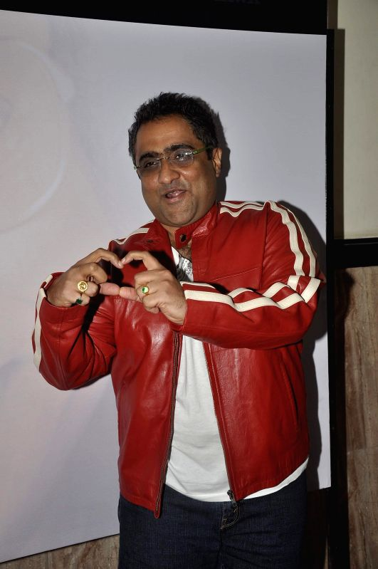 Singer Kunal Ganjawala during the celebration of 75th birth anniversary of late music director R D Burman in Mumbai, on June 27, 2014.