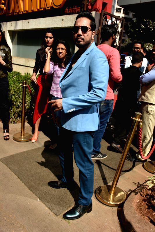 "Singer Mika Singh at the launch of latest single  ""Wanna be free"" in Mumbai on Jan 31, 2018. - Mika Singh"
