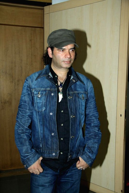 Singer Mohit Chauhan during the inauguration of `Celebrate Cinema` festival organised by Whistling Woods International in Mumbai on May 17, 2014. - Mohit Chauhan