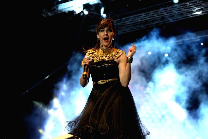 Singer Neeti Mohan. (File Photo: IANS)(Image Source: IANS News)