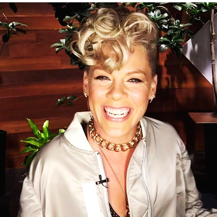 Pink to stop posting about her kids on social media