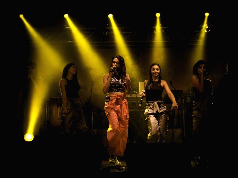 Singer Shalmali Kholgade.