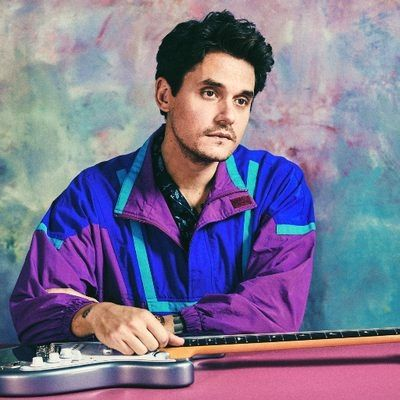 Singer-songwriter John Mayer.
