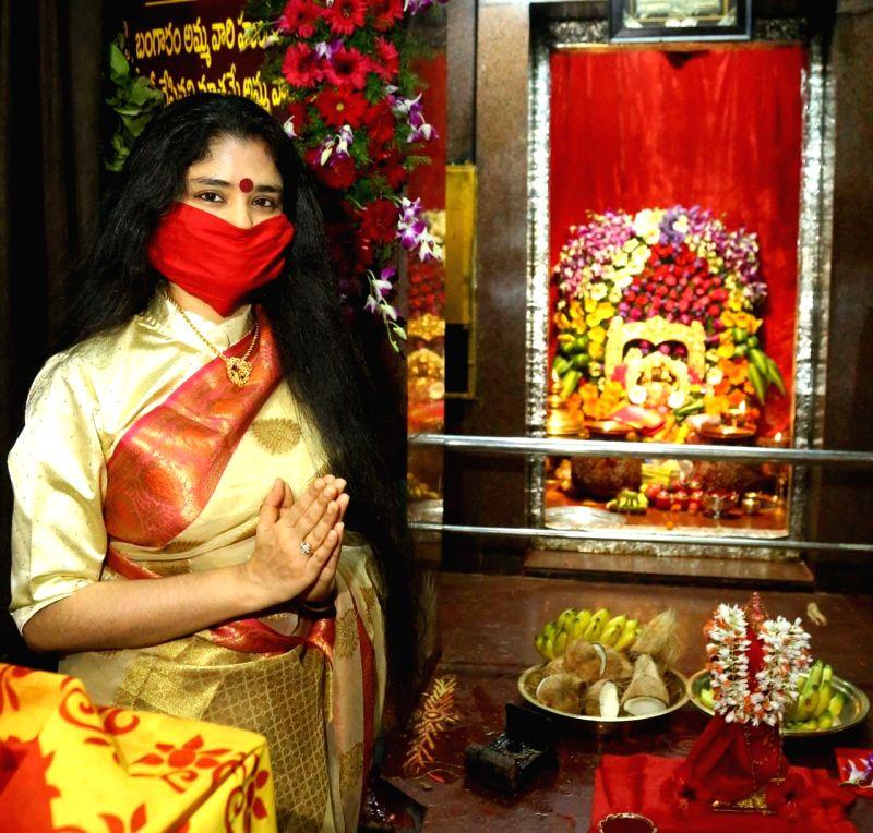 Sirimanotsavam event exposes fissures in Vizianagaram royal family.