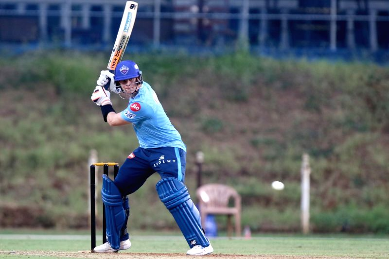 Smith, Stoinis join DC training camp.(Credit: Delhi Capitals)