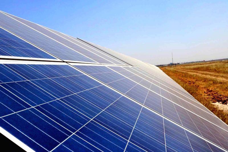 Solar power plant(Image Source: IANS)